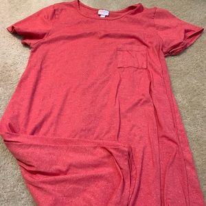 Lularoe Pocket T-shirt Dress